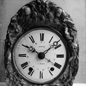 Pendule de parquet sonnerie gong